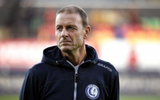 """Afbeelding: Thorup duidt struikelblok aan na nederlaag KAA Gent: """"Dat miste ik"""""""