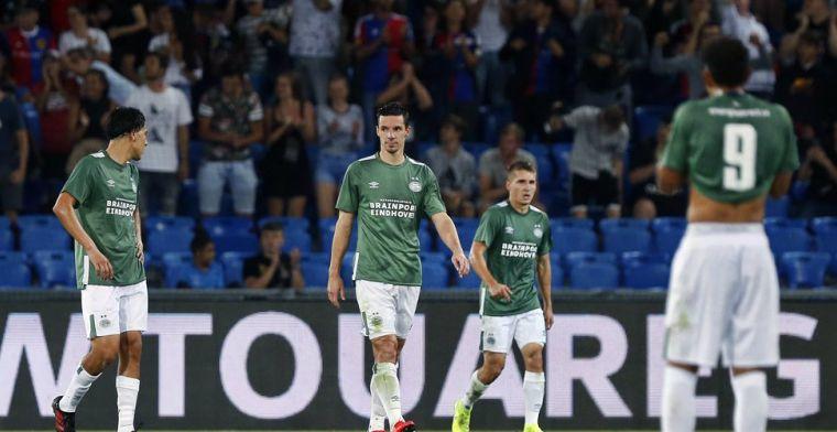 Sturm Graz houdt Nederland op afstand en strandt; FC Basel kan nu uitkomst bieden