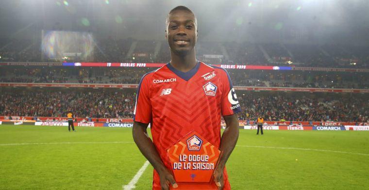 Arsenal slaat toe en breekt eigen transferrecord voor topaankoop Pépé