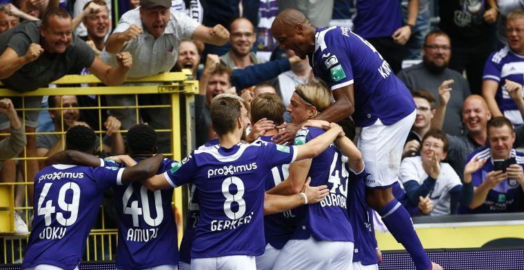 UPDATE: 'Anderlecht biedt nieuwe speler contract aan, twijfels over verdediger'