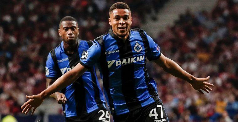 OFFICIEEL: Club Brugge kondigt lucratieve vertrek van Danjuma aan