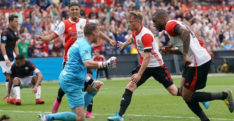 Perez haalt uit naar 'topspeler' van Feyenoord: Er komt hélémaal niks uit