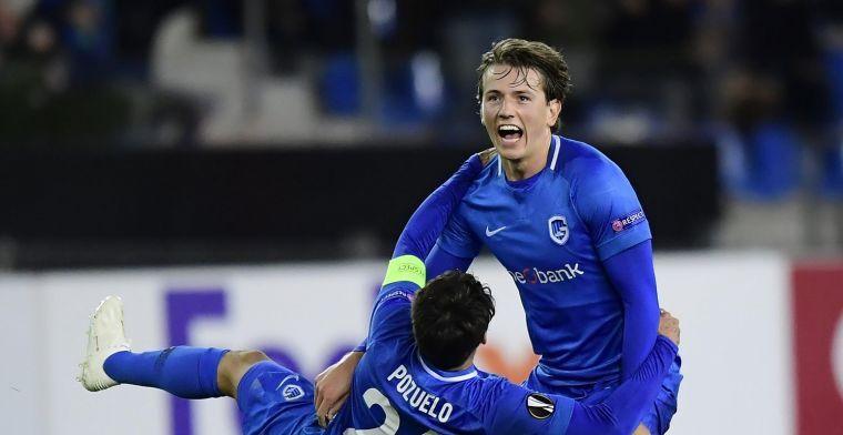 'KRC Genk houdt hart vast, Italiaanse Serie A lonkt voor Berge'