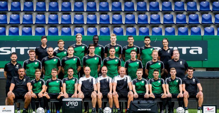 Fortuna Sittard komt met bijzondere onthulling over sponsor: 'Niet één, maar vier'