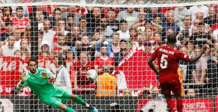 Man City verslaat Liverpool na heldenrol Walker en gemiste strafschop Wijnaldum
