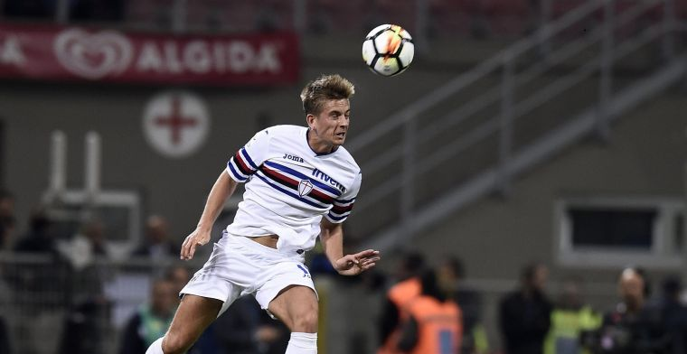 'Sampdoria mag bod van 20 miljoen euro verwachten voor Praet'