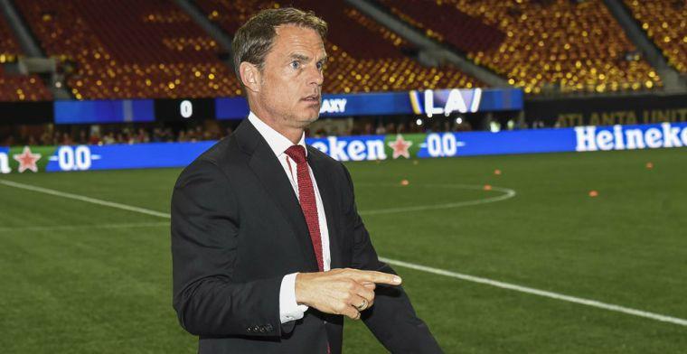 Ruim zeventigduizend fans in Atlanta zien twee eigen goals: De Boer aan kop in MLS