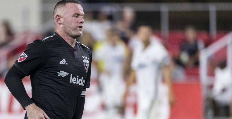 UPDATE: Rooney arriveert in Engeland en voedt speculatie over rentree