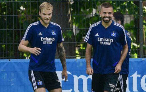 Afbeelding: Letschert moet forse tegenvaller verwerken bij nieuwe club Hamburger SV