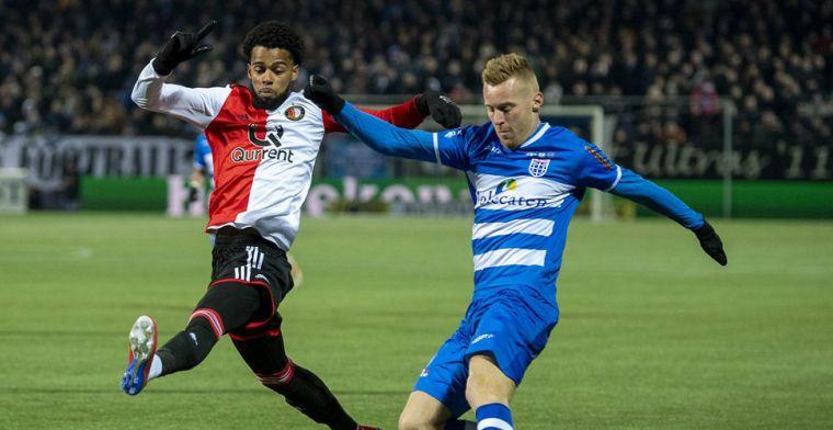 Update: 'St. Juste heeft al afscheid genomen van Feyenoord-ploeggenoten'