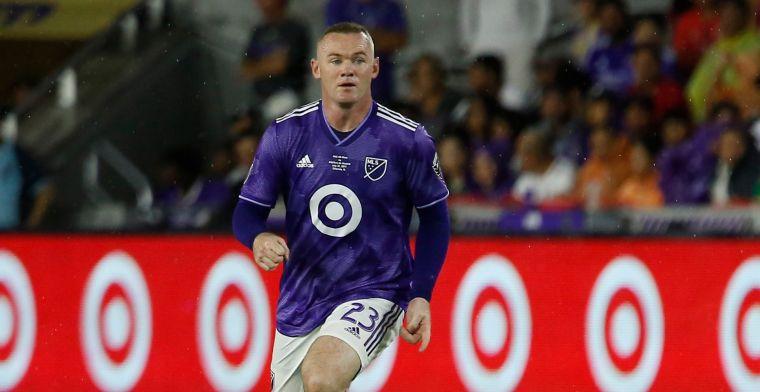 OFFICIEEL: Derby County haalt Rooney (33) terug naar Engeland