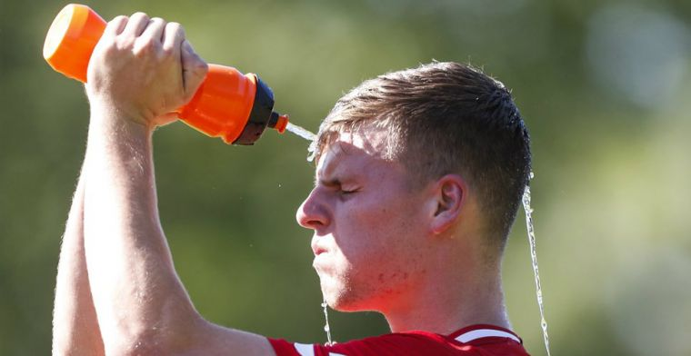 De Graafschap is gewapend tegen El Jebli-vertrek en huurt AZ-talent (22)