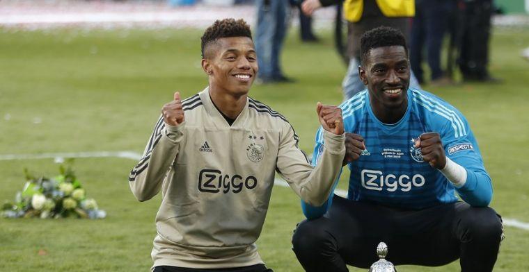 Ajax slaat grote slag en beëindigt geruchtenstroom: begeerde Neres blijft Ajacied