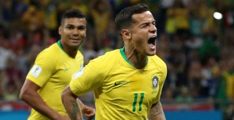 Sky Sports: Coutinho zegt 'nee' tegen huurdeal en terugkeer naar Premier League