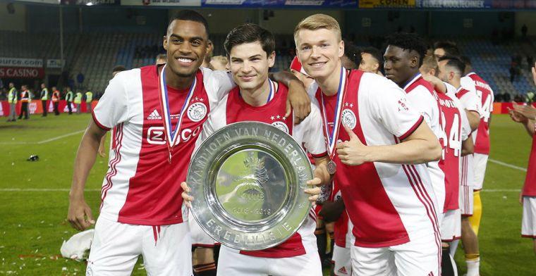 Ajax hielp Schuurs met weghalen 'hiaten': 'Dat moet je willen, als jonge speler'