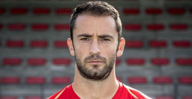 OFFICIEEL: Standard Luik neemt afscheid van verdediger