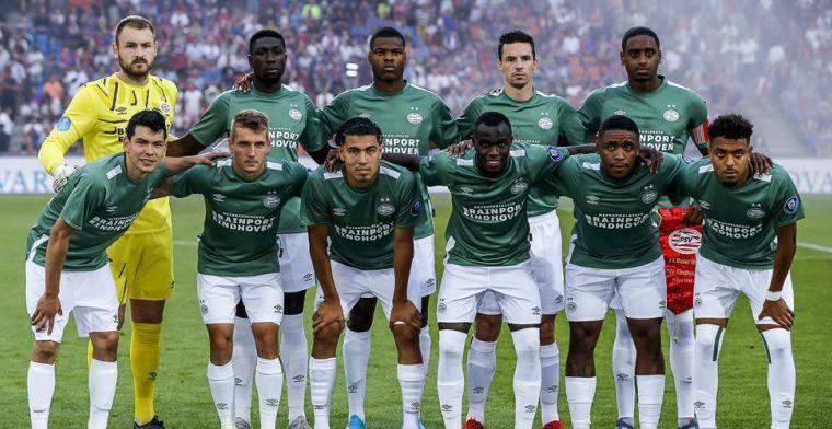 'Als PSV dit verliest, moeten ze ergens in Zuid-Amerika maar onderduiken'