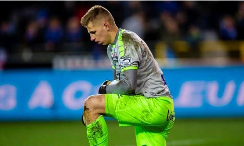 Afbeelding: 'Butez weigerde FC Porto na akkoord met Club Brugge, dat koos voor Mignolet'