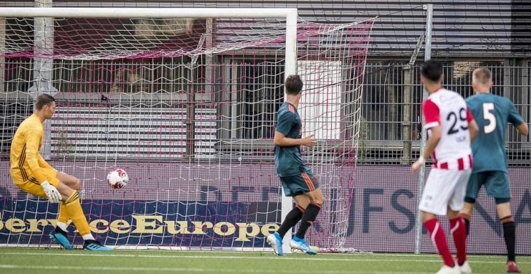 Valse start Scherpen en Jong Ajax, winst titelkandidaten NAC en De Graafschap