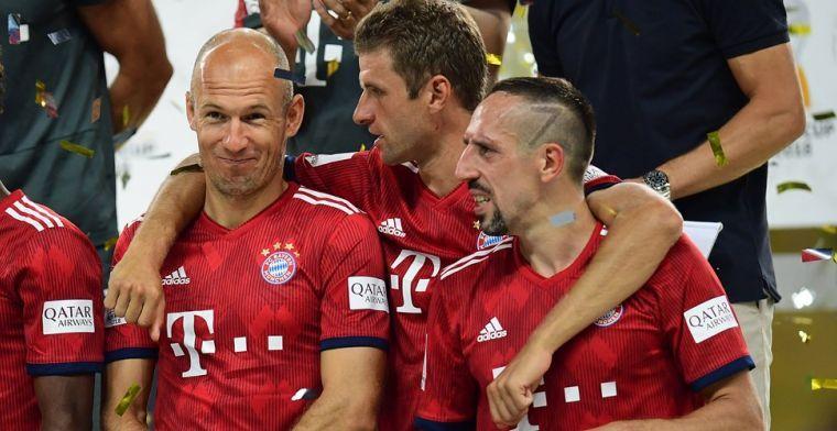 'Van Bommel schakelt door na mislopen van Robben: PSV aast op Ribéry'