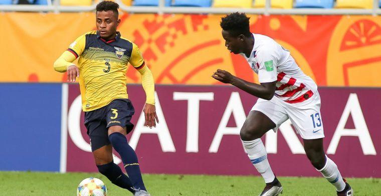 Update: Palacios laat Barça B links liggen en kiest voor avontuur in VS