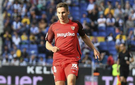 Afbeelding: 'Sevilla gaat Wöber na half jaar alweer verkopen: hereniging met Kristensen lonkt'