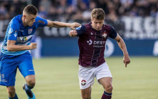 Afbeelding: Tatort-acteur van Willem II: 'De fans waren geweldig, bij HSV nooit meegemaakt'