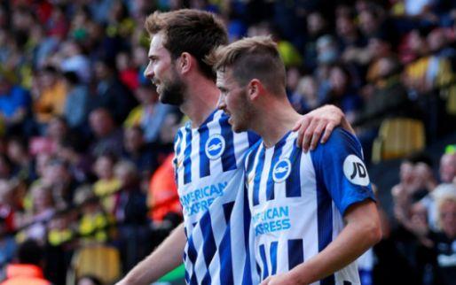 Afbeelding: Pröpper en Locadia verrassen bij Premier League-start, droomdebuut Pieters