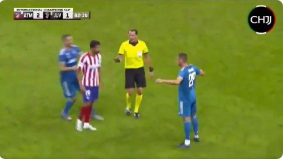 Juventus-aankoop Demiral is niet bang voor intimiderende Diego Costa