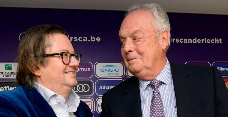 'De ruzie tussen Coucke en Vanden Stock is ongezien op Belgisch niveau'