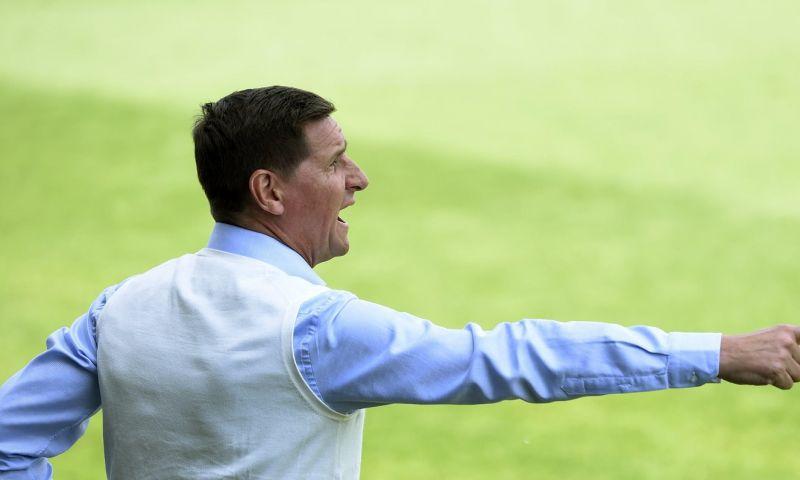 Afbeelding: Sporting Lokeren raakt ook niet voorbij Lommel in Eerste Klasse B