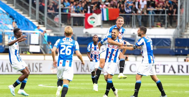 Puntenverlies voor Feyenoord in Friesland na rake pegel van 35 meter afstand
