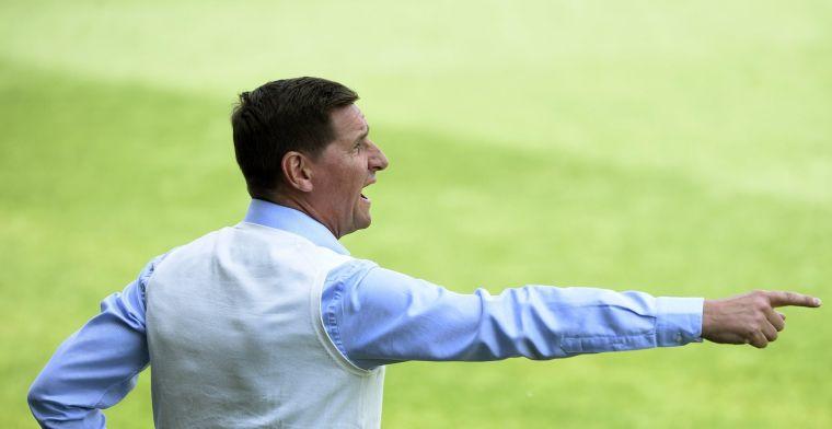Sporting Lokeren raakt ook niet voorbij Lommel in Eerste Klasse B