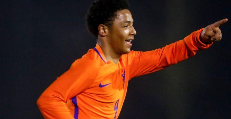 Man United shopt in Europa: tieners van Ajax, NAC en AS Monaco gepresenteerd
