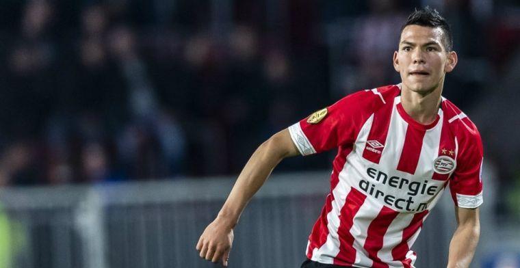 LIVE-discussie: Van Bommel is overstag en geeft Lozano zijn plekje terug bij PSV