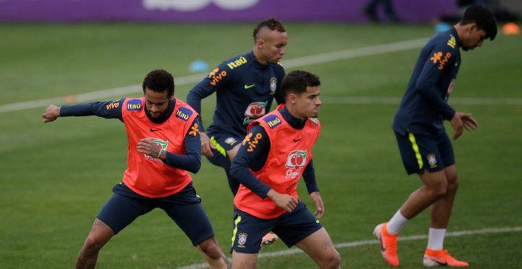 RMC Sport: Toenadering tussen PSG en Barça, ruil Neymar-Coutinho mogelijk