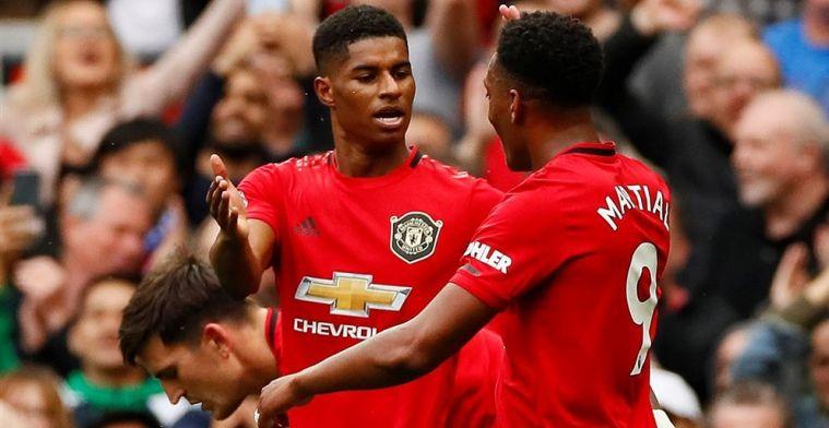 Man United maakt in eerste topduel gehakt van Chelsea dankzij Pogba