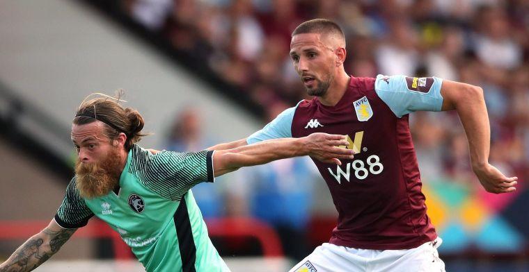Na 5 jaar haalt Aston Villa-speler zijn gram & herinnert twitteraar aan uitspraak