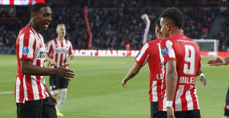 Kansenregen in Eindhoven: PSV komt ADO-goal te boven en pakt eerste driepunter