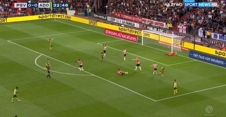 Daverende verrassing in Eindhoven: Necid doet PSV pijn met snoeiharde wreeftrap