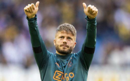 Afbeelding: Vertrokken Schöne 'uitgeput' bij Ajax:
