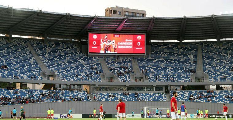 Feyenoord komt met heugelijk nieuws: Rotterdamse fans toch welkom in Georgië