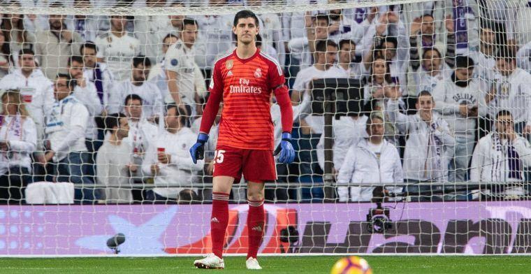 Spaanse pers lyrisch over uitblinker Courtois: 'De held van Real Madrid'