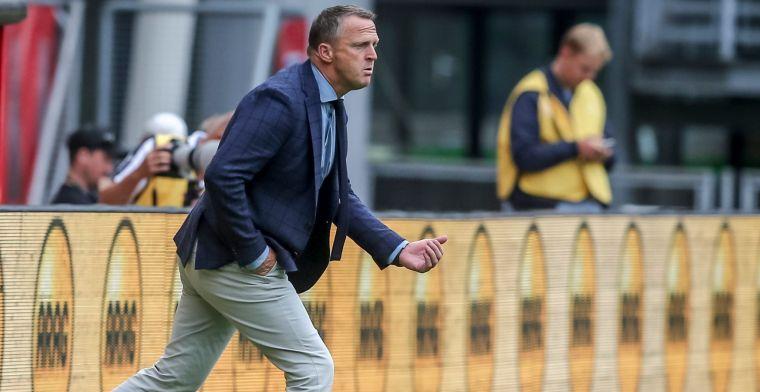 'Van den Brom wil oude bekende nog steeds hebben, vertrek Jensen noodzakelijk'