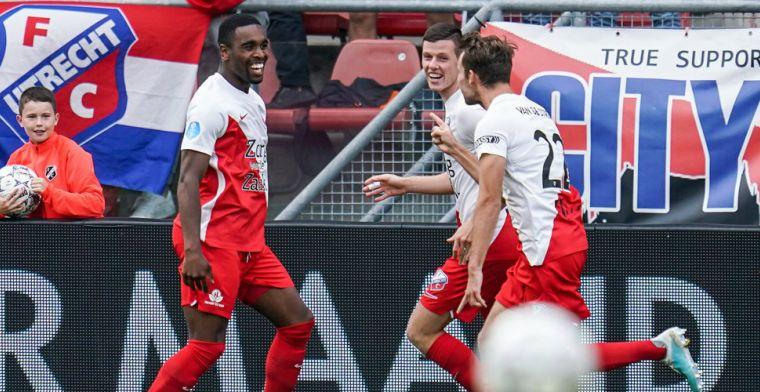 Imponerend FC Utrecht eist minimaal 10 miljoen euro: Gelukkig is Engeland dicht