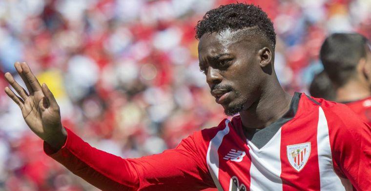 Williams zweert eeuwige trouw aan Athletic Bilbao met uniek XXL-contract