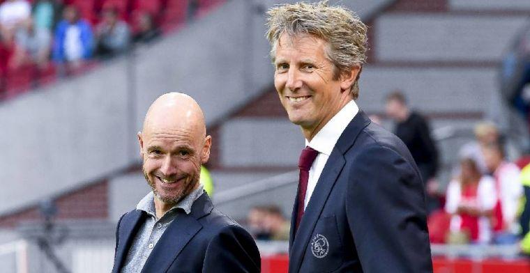 Ten Hag kan niet iedereen tevreden houden: 'Beseffen dat Ajax op één staat'
