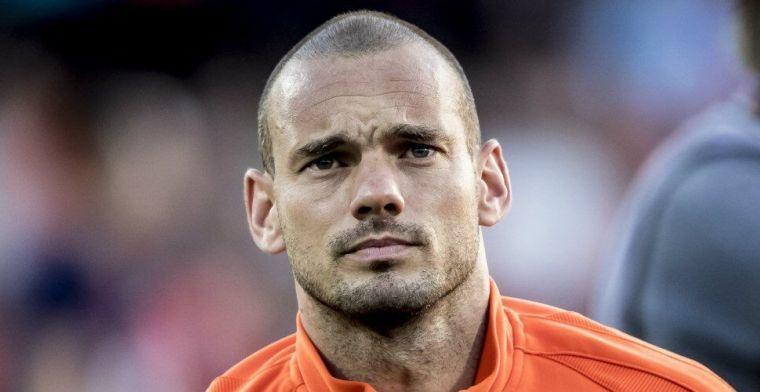 Groot nieuws: Sneijder hakt knoop door en stopt met voetballen