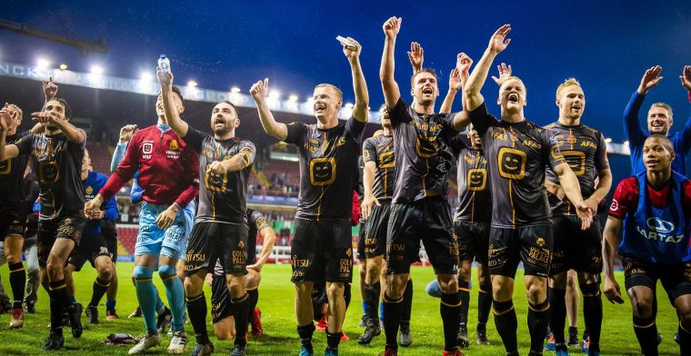 'Jonge Burkinees mag zich bewijzen op training van KV Mechelen'