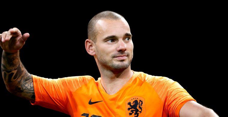 'Icoon' Sneijder 'tekent' bij trots FC Utrecht: Hebben het er altijd over gehad